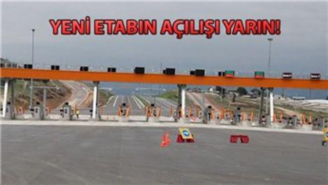 İzmir-İstanbul Otoyolu'nun bir etabı daha trafiğe açılıyor
