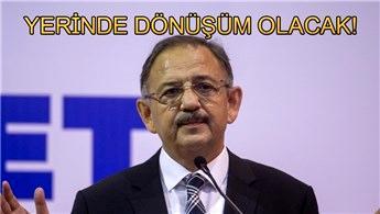 """""""Ankara'da sürpriz projelerimiz var"""""""