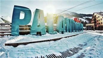 Palandöken'de kayak sezonu başladı