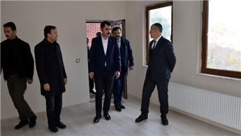 Bakan Murat Kurum Amasya'da incelemelerde bulundu
