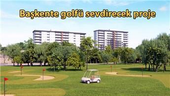Ertan Çelik İnşaat, Ankara'ya golf sahası kazandıracak