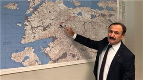 'Yalova depremi, Marmara depremi öncesi bir uyarıdır'