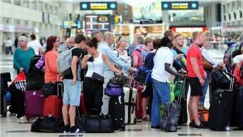 Türkiye'ye geçen yıl en çok turist Rusya'dan geldi