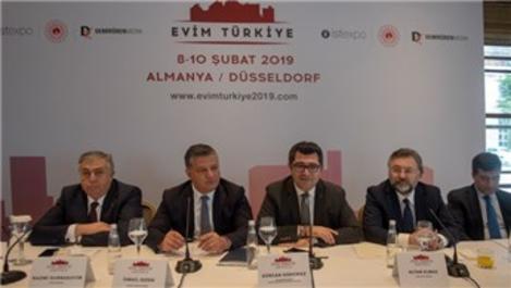 Türk gayrimenkul projeleri Almanya'da tanıtılacak
