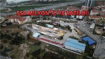 İstanbul'un değerli arazisinin yeni sahibi belli oldu