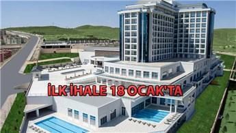 Alila Deluxe Termal Hotel&SPA icradan satılıyor