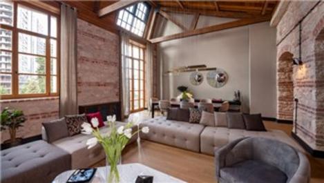 Büyükyalı'nın loft dairesi 'Avrupa'nın en iyisi' seçildi!