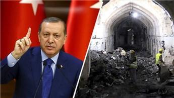 Başkan Erdoğan, Kayseri Çarşısı için talimat verdi