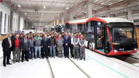 Türk malı metrolar Avrupa'da yolcu taşıyacak