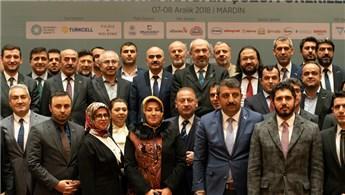 MÜSİAD inşaat sektörünü Mardin'de bir araya getirdi