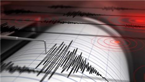 Ege Denizi'nde 4,2'lik deprem