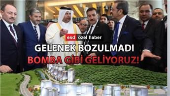 Turkey Expo Qatar'ın sponsoru ESD oldu!