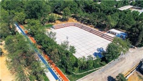 Esenler'deki Metris Kışlası millet bahçesi oldu