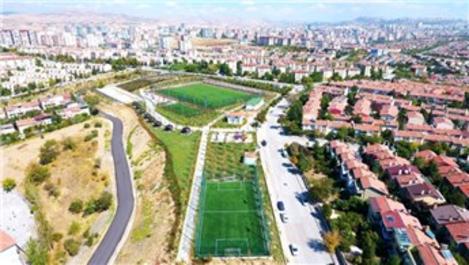 Ankara Büyükşehir Belediyesi spor tesisi yaptıracak!