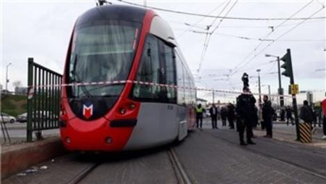 Kabataş-Bağcılar Tramvay Hattı'nda seferler yeniden başladı