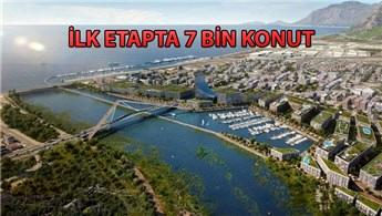 Havalimanı çalışanlarına Kanal İstanbul'da ev müjdesi!