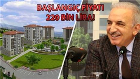 KİPTAŞ Çatalca Konutları'nda 18 iş yeri satılıyor