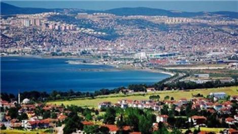 İzmit Belediye Başkanlığı'ndan 2.5 milyon TL'ye satılık arsa