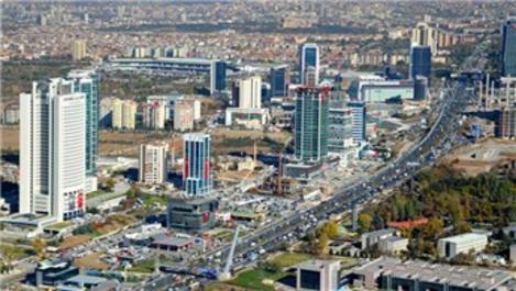 TEİAŞ'tan Ankara'da kiralık iş yeri