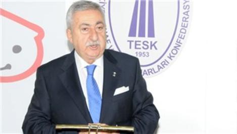 """TESK'ten imar barışında """"taksit ve uzatma"""" önerisi"""