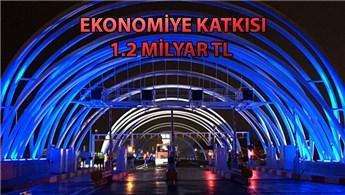 Avrasya Tüneli'nden bugüne kadar 31 milyon araç geçti