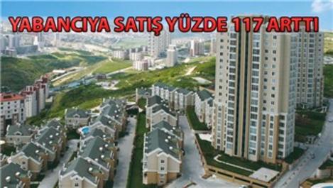 TÜİK'e göre kasımda 40 bin 821 konut ilk defa satıldı