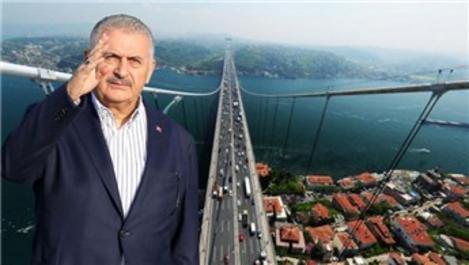 Binali Yıldırım'dan köprü cezaları ile ilgili açıklama!