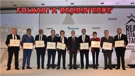 Folkart, 7 kategorinin 5'inde ödül aldı