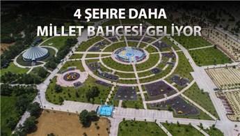 TOKİ, 6 yeni 'millet bahçesi' için ihale düzenliyor!