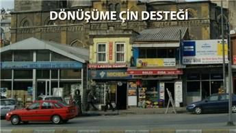Dolapdere, Çinli yatırımcıların gözdesi oldu