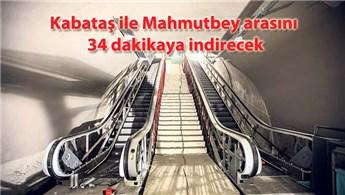 Kabataş-Mahmutbey metrosu ne zaman açılacak?