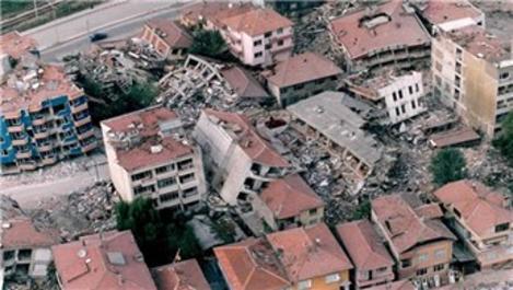 Konutların yüzde 50'si deprem sigortalı