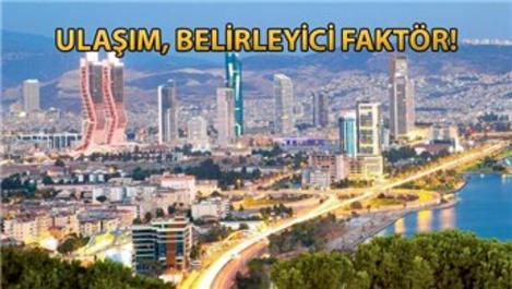 İzmir, konut fiyatlarında İstanbul ve Ankara'yı geçti