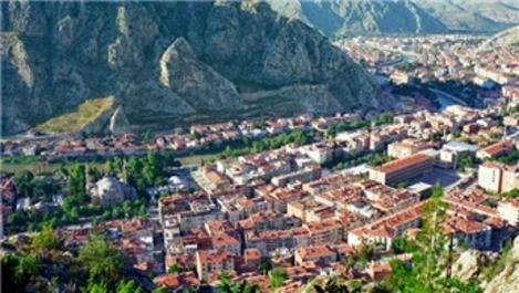 Amasya'da 49 yıllığına kiralık turizm tesisi!