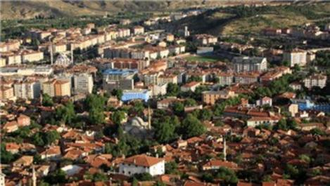 Çankırı Belediyesi'nden 4.7 milyon TL'ye satılık arsa
