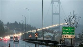 Köprü ve otoyollardan geçen 420 milyon liralık gelir!