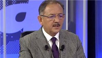 Mehmet Özhaseki: Çok önemli ulaşım projelerim var