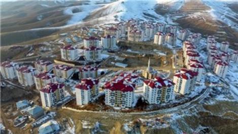 TOKİ, Hakkari Yüksekova'ya 3 bin konut yapıyor!