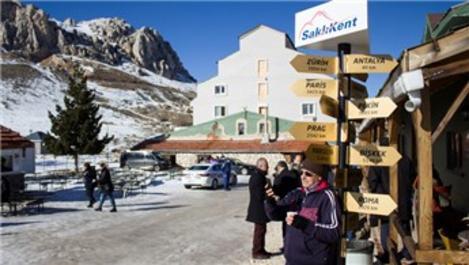 Saklıkent'e ziyaretler yüzde 600 arttı