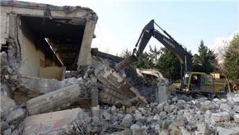 21 bin 168 metruk binanın yıkımı gerçekleştirildi