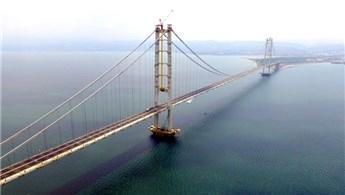 Osmangazi Köprüsü'nün 2019 geçiş ücreti belli oldu