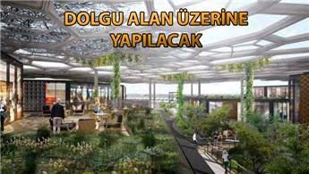 Ataköy Marina Alışveriş ve Yaşam Merkezi geliyor!