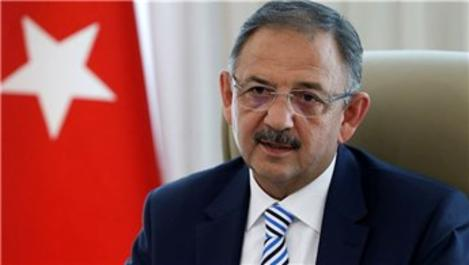 Mehmet Özhaseki Ankara için 111 projeyi açıkladı