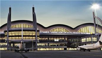 Sabiha Gökçen Havalimanı'nda uçuş rekoru kırıldı!