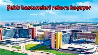 Bu yıl üç yeni şehir hastanesi projesi açılacak