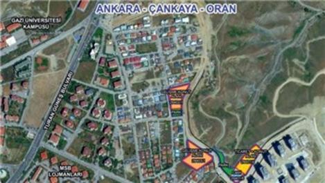 Emlak Konut, Ankara Oran'daki projesini tasfiye etti