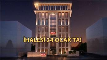 TOKİ, Beşiktaş'ta RTÜK binası yapacak