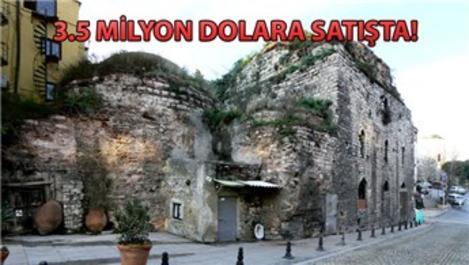 İshak Paşa Hamamı'nı mülk sahibi satışa çıkarıldı
