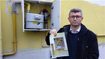 Eski yönetici, siteye kaçak doğalgaz akışı sağladı
