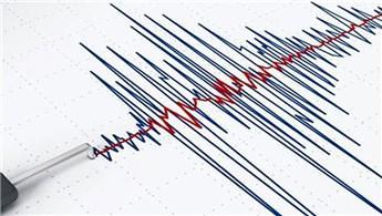 Marmara'da 4.1 büyüklüğünde deprem!